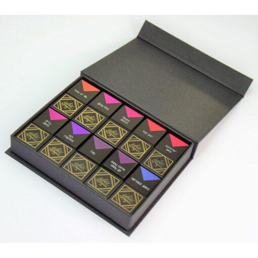 Kolekcja Luxury Kolorów Eclair
