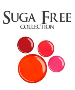 COLOUR UV GEL/Suga free collection