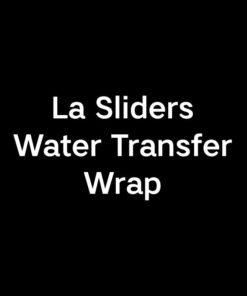 LA Sliders / Water Transfer Wrap
