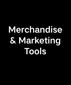 Marchendise & Marketing Tools