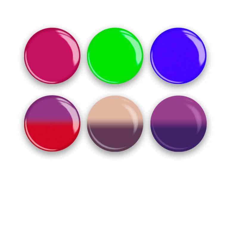 Colour UV Gel