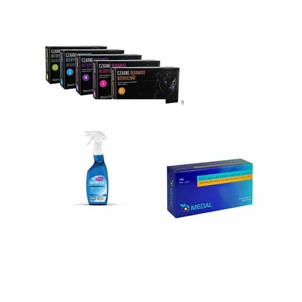 Hygiene & Disinfection