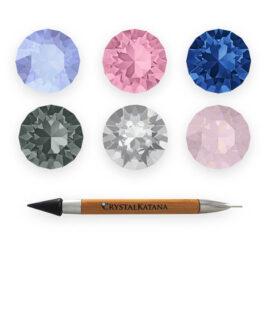 Swarovski Crystals 3D