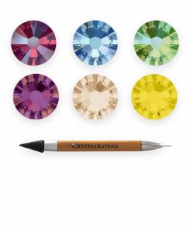 Swarovski Crystals Flat